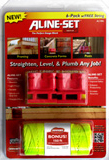 ALINE-SET: 6 Pack with 150 Foot Construction Line